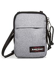 Eastpak Buddy, Borsa A Tracolla Unisex - Adulto, Grigio (Sunday Grey), 0.5 liters, Taglia Unica (13 x 18 x 2 cm)
