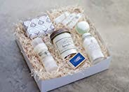 Extra Large Luxury - Relaxing Spa Gift For Her - Essential Oil Aromatherapy Gift Box