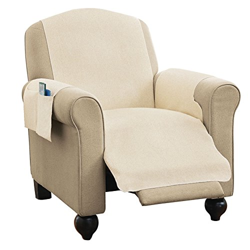 Chenille Recliner Furniture Cover Protector