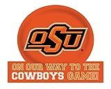 Oklahoma State Cowboys Jumbo On Our Way Magnet