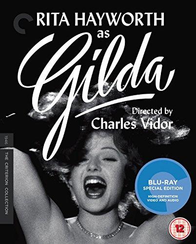Gilda [Criterion Collection] [Blu-ray] [1946]