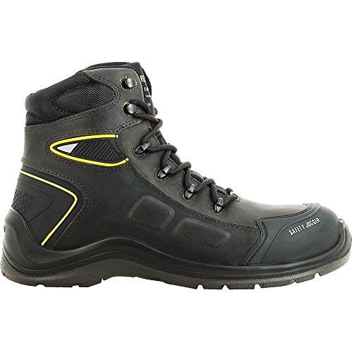 Chaussures Brun Esd Sans 100 De S3 Safety Jogger Sécurité Src Métal Wr Volcano Oxq5p