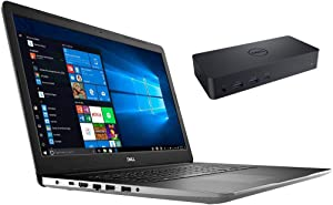 Dell Inspiron 17 3793 Home and Business Laptop (Intel i7-1065G7 4-Core, 64GB RAM, 2TB PCIe SSD + 2TB HDD, NVIDIA MX230, 17.3