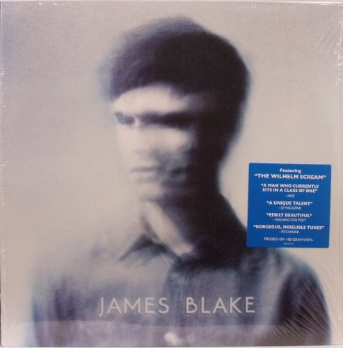 James Blake by Universal Republic Records