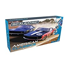 Scalextric C1362T Scalextric ARC One American Classics 1:32 Slot Car Race Track