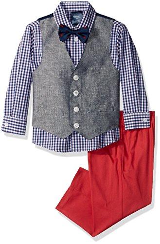 Nautica Boys Denim Look Vest product image
