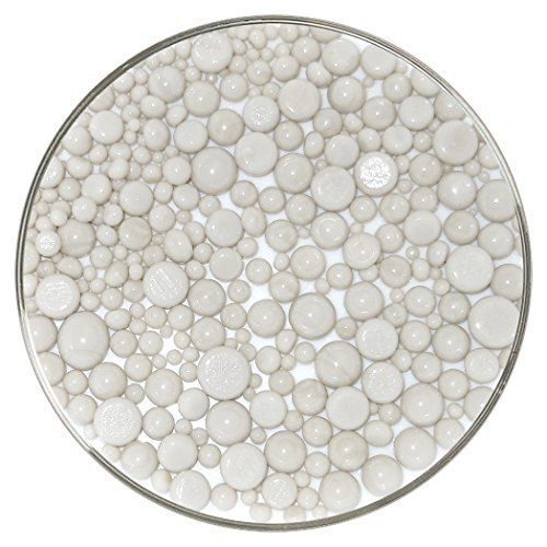 Stone Opalescent Frit Balls - 96COE, New Larger 1oz Size - Made from System 96 Glass