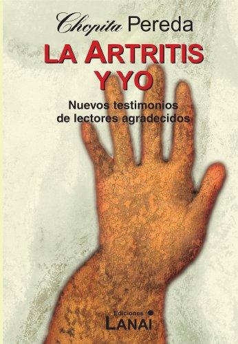 Descargar Libro La Artritis Y Yo Chopita Pereda