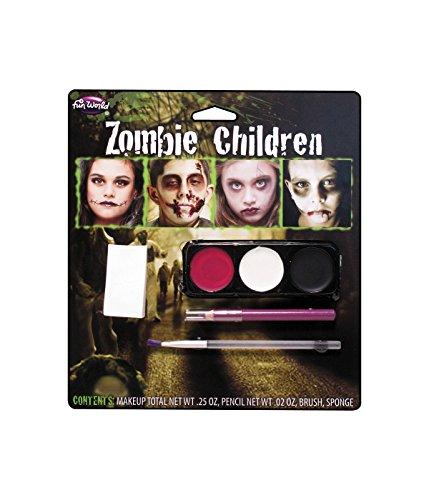 Zombie Makeup Kit (Makeup Costume Ideas For Men)