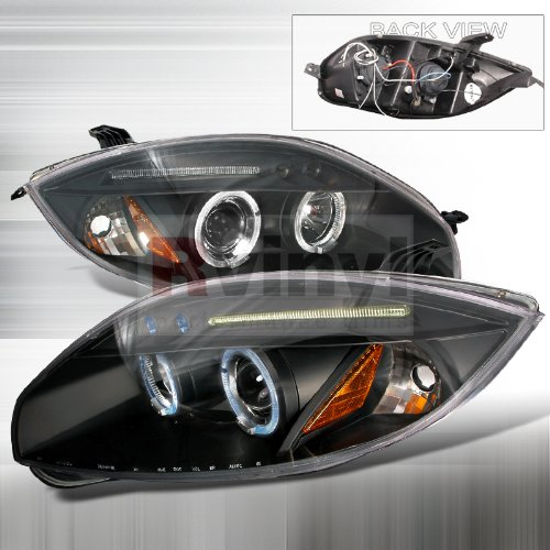 06 eclipse headlight assembly - 2