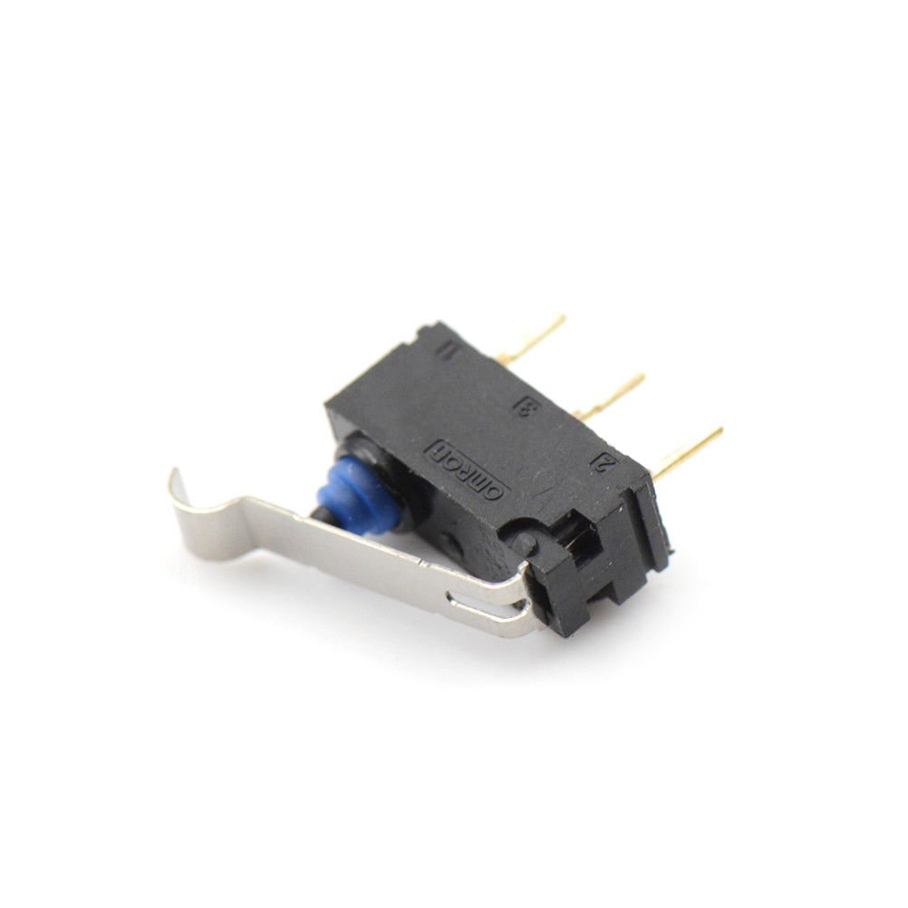 TOCA 1PCS Original Waterproof Sealed Micro Switch D2HW-FL291D-A452-AQ