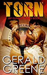 Torn: Jay Gunner Series. Thriller Romance, Crime and Suspense. Jay's in Big Trouble.