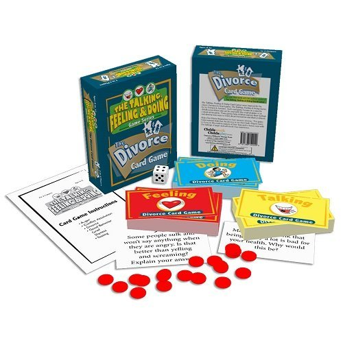 /& Doing Divorce Card Game Childswork//Childsplay SG/_B00322N1VS/_US Feeling The Talking
