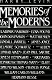 Memories of the Moderns, Harry Levin, 0811208427