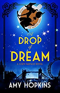 A Drop Of Dream by Amy Hopkins ebook deal