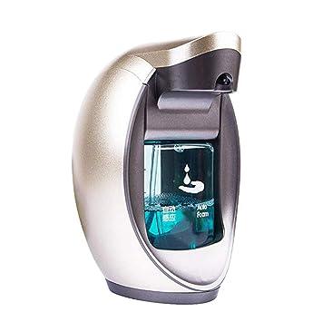 perfk Dispensador Automático de Jabón Lavado de Mano Herramientas Industrial Material Educativo - Plata: Amazon.es: Oficina y papelería