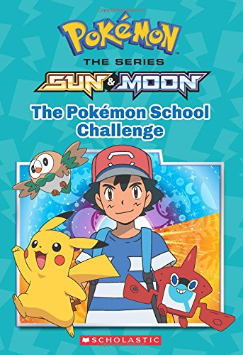 The Pokémon School Challenge (Pokémon: Alola Chapter for sale  Delivered anywhere in USA