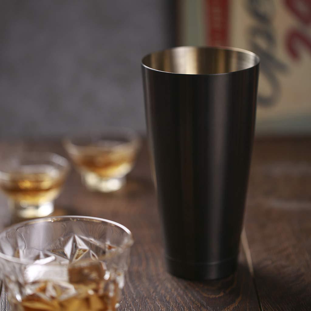92x92x170mm Cocktail Shaker Cocktail-Mixer aus Edelstahl