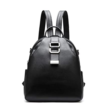 Womens Backpack Leather for Girls School bag Casual Daypack Satchel RuckSack