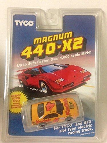 TYCO HO Scale 440x2 Chevy Kodak #4 Slot Car by Tyco: Amazon.es: Juguetes y juegos