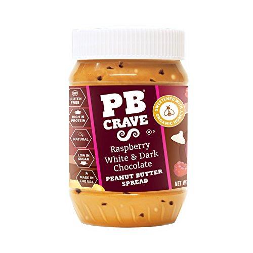 (PB Crave Peanut Butter, Razzle Dazzle Premium, 16 Ounce)