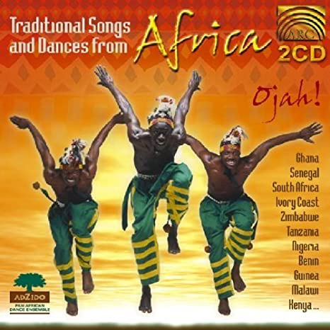 Traditional Songs & Dances from Africa by PID: Adzido: Amazon.es ...