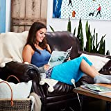 MIGHTY BLISS Large Electric Heating Pad for Back