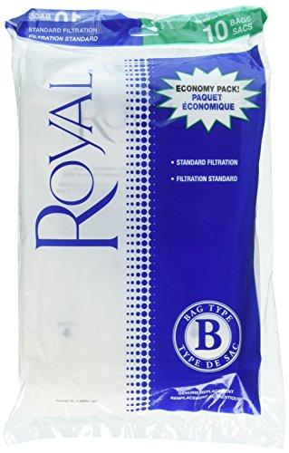 - Paper Bag, Royal Type B Upright Top Fill 10 Pk