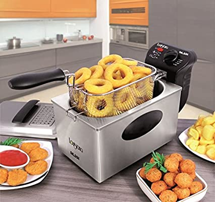 Palson Louisiana 30647 Deep fryer, 2 l, 2 litros: Amazon.es: Hogar