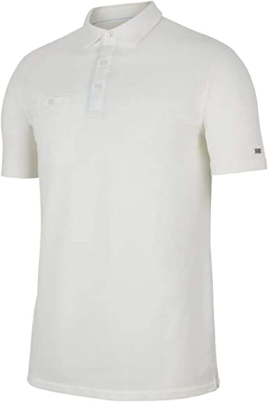 Nike Mens Dry Player Solid Polo T-Shirts Bv0468-133 at Amazon ...