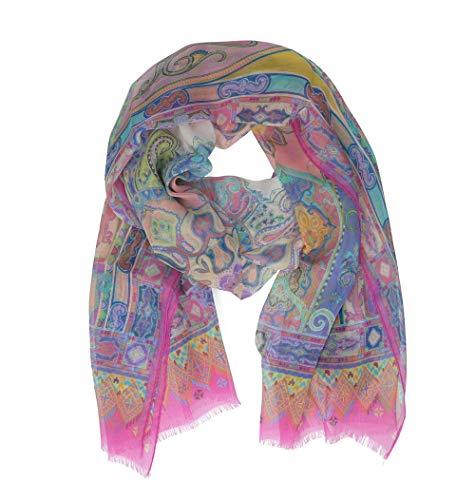 Etro Women's 100075622650 Multicolor Silk - Etro Apparel Womens