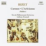 L'arlesienne Suite & Carmen Suites No...