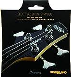 Ibanez IEBS 5 Coated Nickel Wound Mikro Bass Guitar Strings (IEBS5CMK) (Renewed)