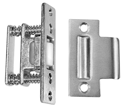 Rockwood 085862 592.26D Roller Latch, Satin Chrome Finish ()