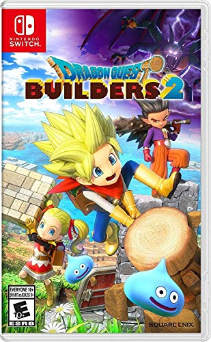 Dragon Quest Builders 2 - Nintendo Switch 1