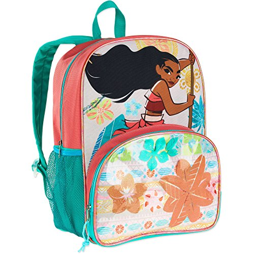 "Disney MOANA Girls Backpack Size: 16"" inch"