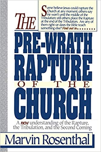 The Pre-Wrath Rapture of the Church