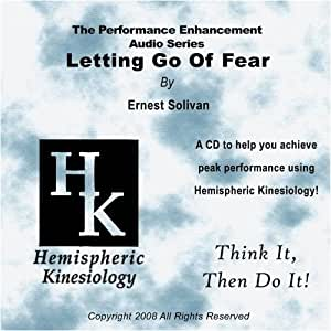 Letting Go Of Fear (CD)