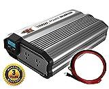 Best Energizer 12 Volt Car Batteries - HammerDown 1100 Watt 12V Power Inverter DC 12V Review