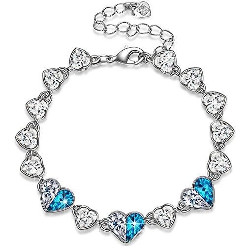 Qianse Iceland Bracelet Swarovski Crystals product image