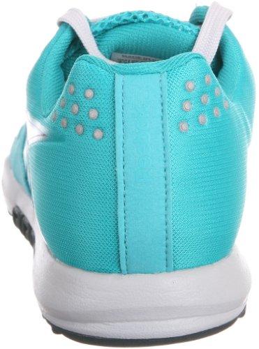 Reebok Femmes R Crossfit Nano 2.0 Chaussure Dentraînement Sarcelle / Blanc / Bleu / Gravier / Noir