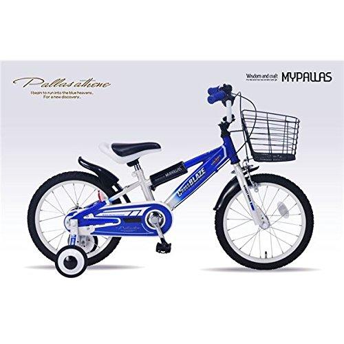 MYPALLAS(マイパラス) 子供用自転車16 MD-10 ブルー B01N1RBSU4