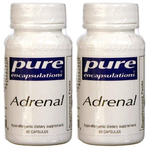 Surrénale - Pure Encapsulations - 60 gélules (Pack de 2)