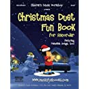 Christmas Duet Fun Book for Recorder
