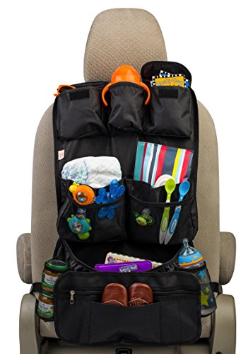 New Back Seat Car Organizer By Baby Caboodle