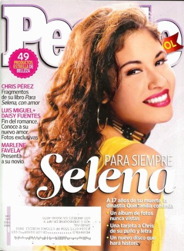 People En Espanol 2012 Abril - Especial Selena ebook