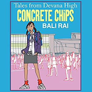 Tales from Devana High: Concrete Chips Audiobook