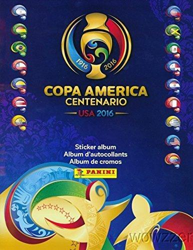 America Centenario Stickers Collectors Collectible