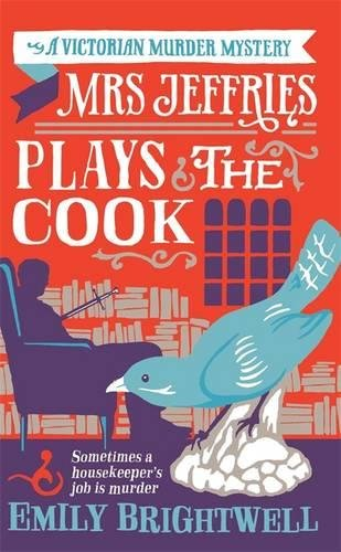 book cover of Mrs Jeffries Plays the Cook