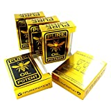 25 Solid Gold Pure Potent Oil CBD Tip Display Concentrate Packaging Boxes VB-005
